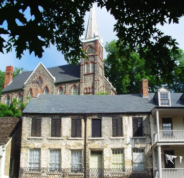 Harpers Ferry -- St. Peter's Church